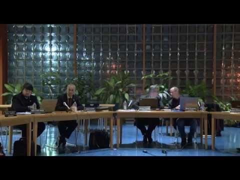 Réunions des commissaires de la C.S.C.V. - Décembre 2014