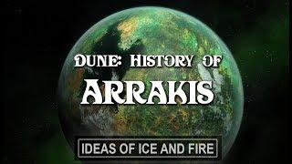 Dune: History of Arrakis | How the Planet Became Desert