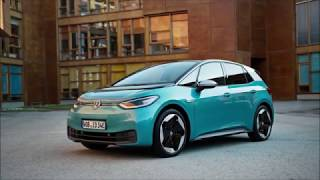 All New 2020 VOLKSWAGEN ID.3  Electric Hatchback l Features /  Design / Production