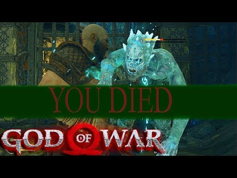 God Of War (2018) - Surprise! Hard Is Actually HARD... (Part 3)