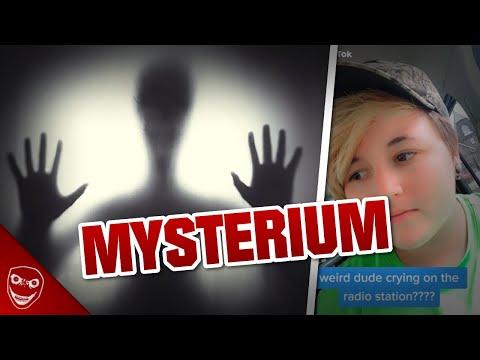 Der weinende Mann im Radio! Gruseliges TikTok Mysterium!