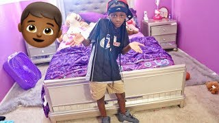 i want to be a boy prank on mom extremely funny