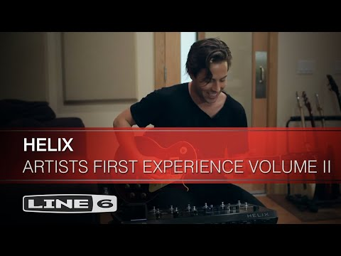 Artists Experience Helix For The First Time Volume II | Line 6