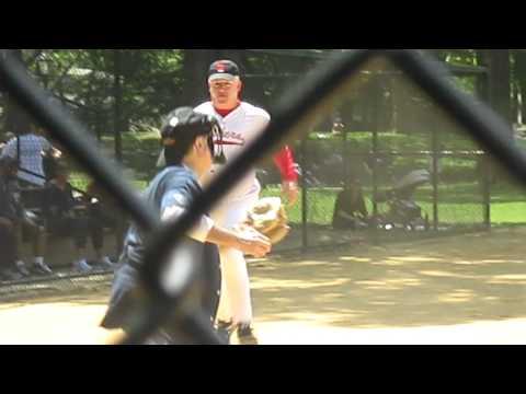05.12.11 Greg Jbara Home Run on  Day  Billy Elliot Wankers