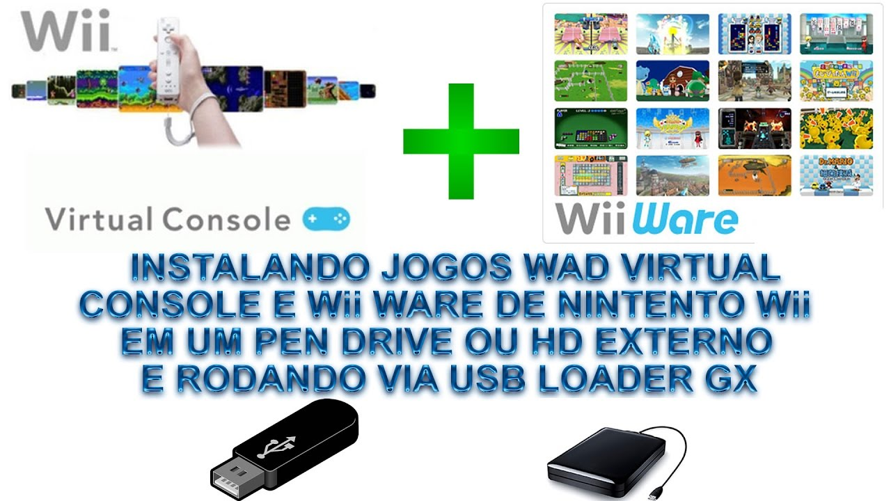 How To Install Usb Loader Gx Wiiware