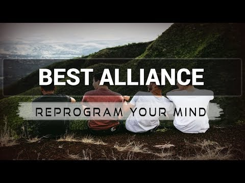 Best Alliance affirmations mp3 music audio - Law of attraction - Hypnosis - Subliminal