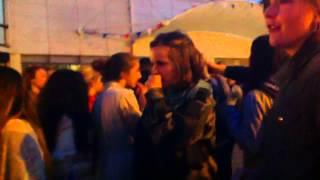 """Euphoria (Single Version)"" STS,Brighton 2012"