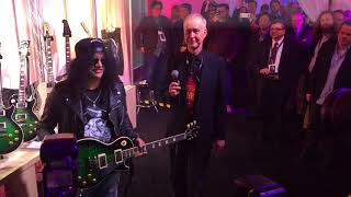 CES Slash, Guns and Roses Gibson Guitars