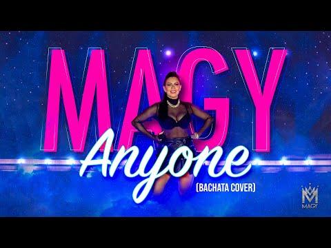 Justin Bieber – Anyone (Bachata cover by MAGY)