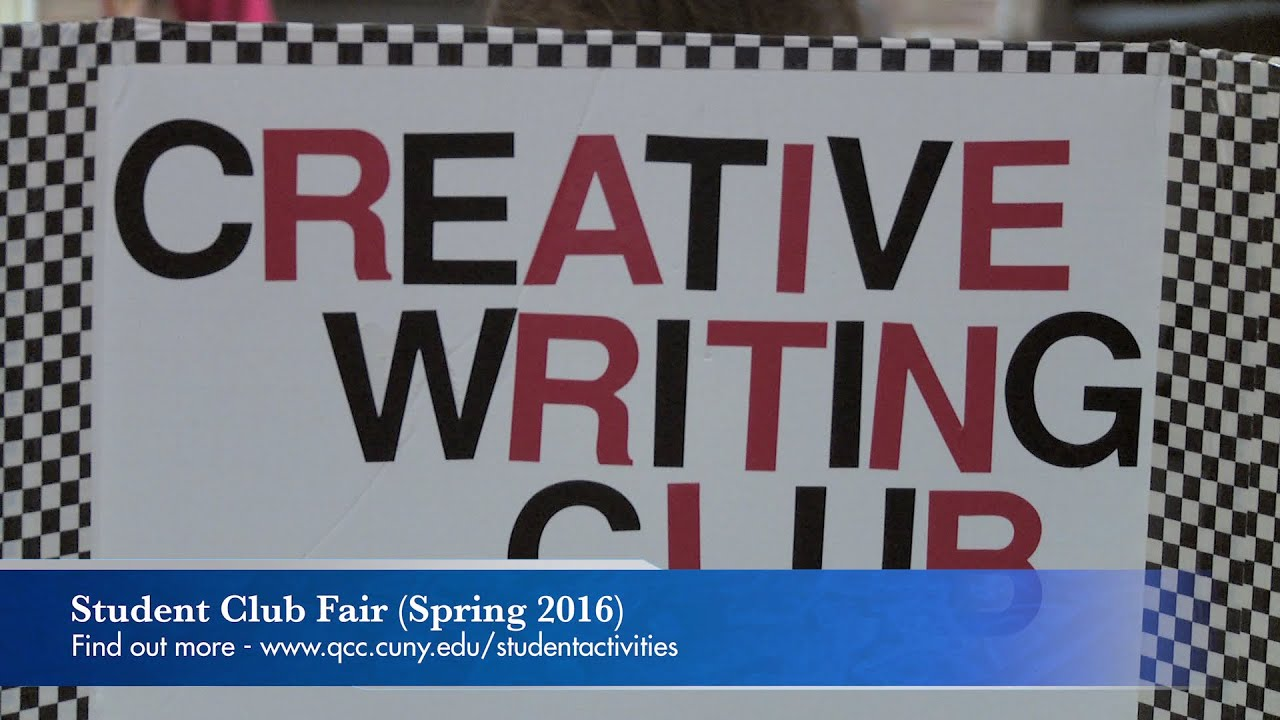 qcc creative writing club