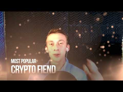 Most Popular - Crypto Fiend