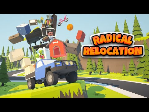 Radical Relocation Gameplay First Look  