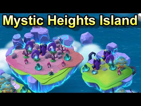 New MYSTIC HEIGHTS ISLAND Unlocking + Quake Dragon Hatching! - DML #632