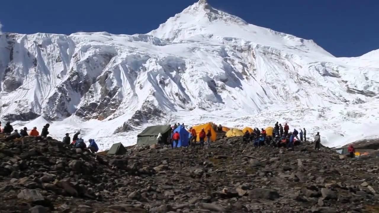 Manaslu trek, Trekking in Nepal - YouTube