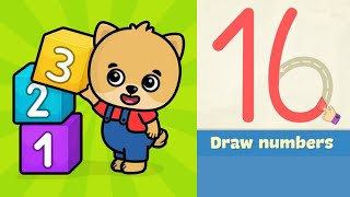 Toddlers Games For 3+ Year Olds | For Boys & Girls | App Gameplay | Educational