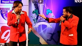 Deepak Raj Giri and Jitu Nepal (Mundre) Comedy Video | Glamour Nepal