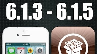 Jailbreak p0sixspwn 6.1.3 - 6.1.5 для iPhone/iPad