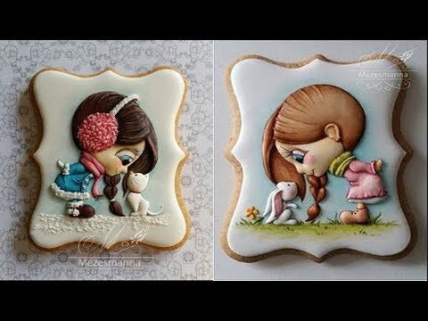 Thumbnail: Top 20 Amazing Cute Cookies Art Decorating Ideas Compilation - Awesome Cookies - Cakes Style 2017