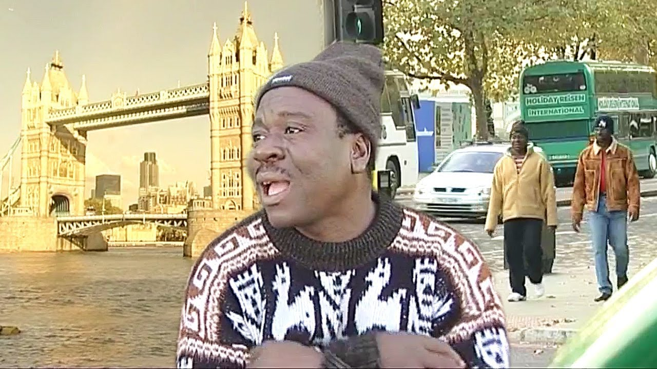 Download THE REAL MR IBU IN LONDON COMEDY MOVIE(BY POPULAR DEMAND) - 2018 Latest NIGERIAN COMEDY Movies