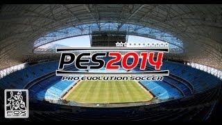PES 2014 - gameplay (mecz Polska - Anglia) z komentarzem