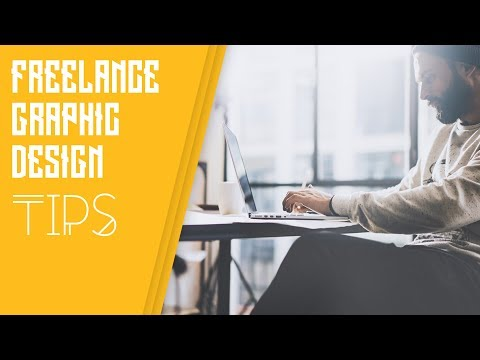 10 Freelancing Tips For Graphic Designers (CAREER BOOSTING)