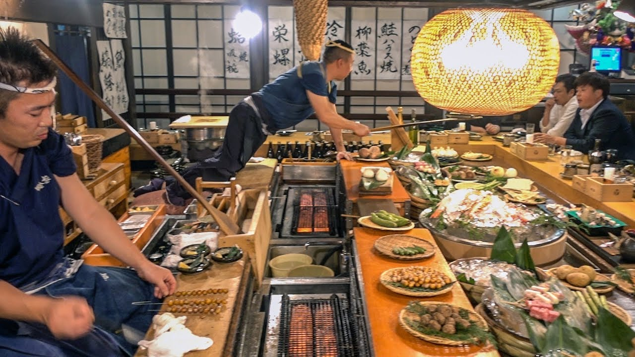 5 Must Try Japanese Food Experiences In Tokyo