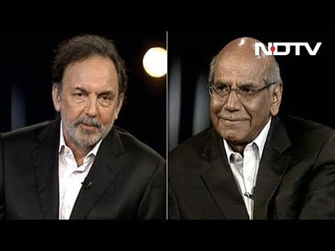 Prannoy Roy Interviews Shyam Saran On 'How India Sees The World'