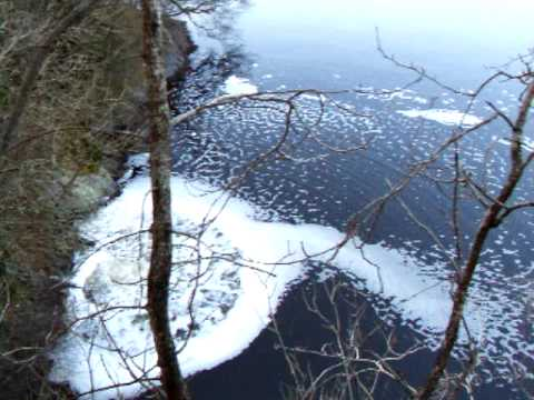 Environment Norway - Polluted waste water from landfill, runs into the Osterfjord, part 2