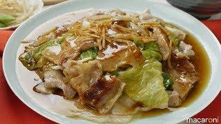 「豚肉とレタスの重ね蒸し」のレシピと作り方をご紹介します。カリッと...