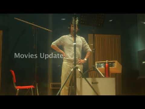 Sonu Nigam recording Sapna Jahan...Versatility at its peak