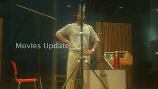 Sonu Nigam recording Sapna Jahan...Versatility at its peak