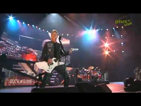 Metallica - Hell And Back Live Rock Am Ring 2012 HD