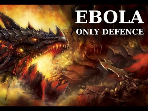 Ebola - Your Only Protection is This! Please Share if u care.