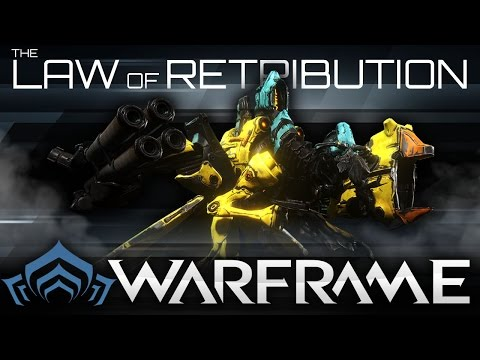 "Warframe ""The Law of Retribution"" - Raid Guide / Walkthrough"