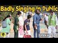 Singing In Public Prank   Dumb Pranks   Dumb TV 2020