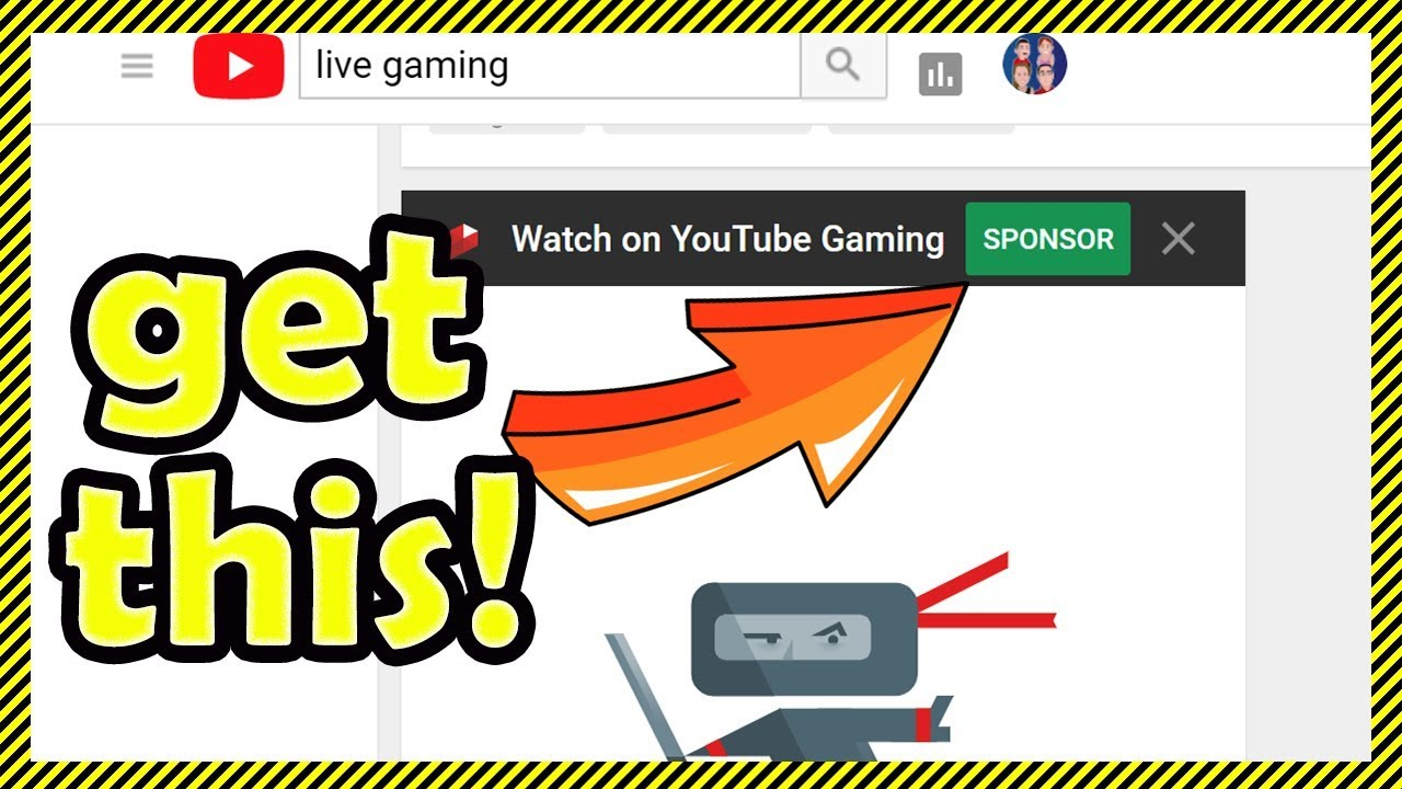 how to enable sponsor button for youtube live sponsorship tutorial