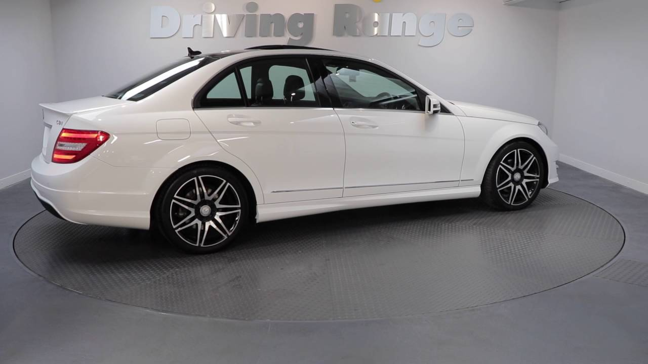 2014 63 mercedes c220 cdi amg sport plus youtube. Black Bedroom Furniture Sets. Home Design Ideas