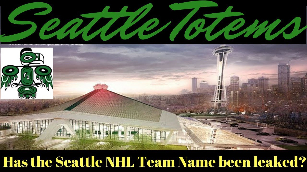 New Nhl Team 2020 NHL Expansion 2020   Seattle Totems   YouTube