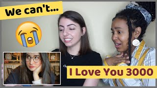 Gambar cover Stephanie Poetri - I love You 3000 (REACTION) l First Time Reacting