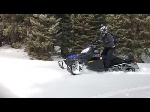 Grand Mesa snowmobiling