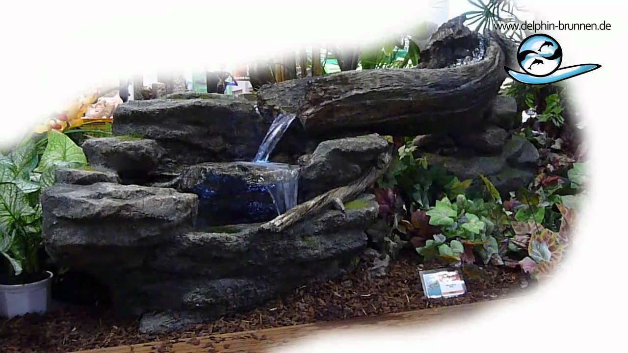 Zimmerbrunnen Myung Bei Delphin Brunnen De