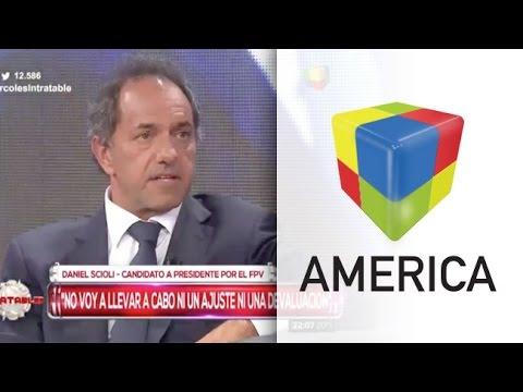 """Scioli: El domingo no se elige amarillo o naranja, sino el futuro de Argentina"""""""