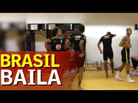 Neymar Marcelo Alves y el baile más viral