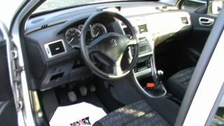 2005 Peugeot 307 1.6 HDi Review,Start Up, Engine, and In Depth Tour