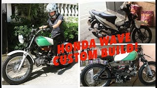 Garage Visits Garage Update :  Fart Monkeez Garage Honda Wave Custom