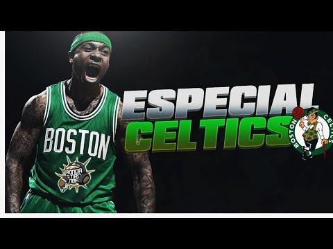 RONDA DE TIRO NBA 130 - ESPECIAL BOSTON CELTICS