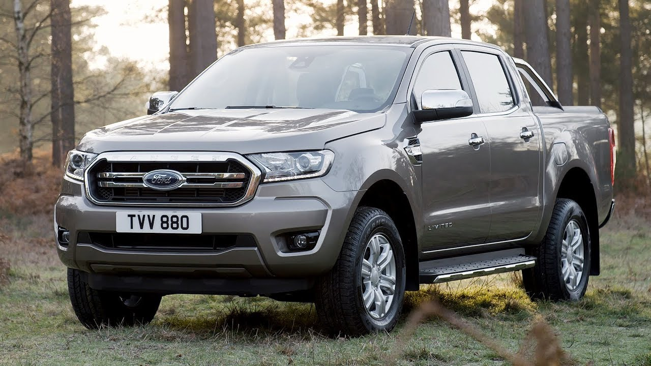 ford ranger limited exterior interior youtube