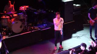 Kaiser Chiefs - Cannons (new song live @ Music Hall of Williamsburg, 02/19/2014)