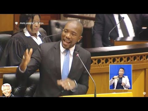 WATCH The DA Plan For South Africa Economy