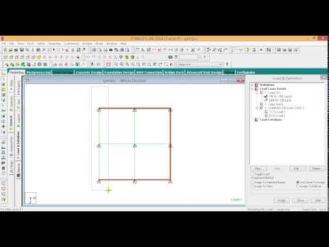staad pro diseño basico de concreto y bajada de cargas     Copy